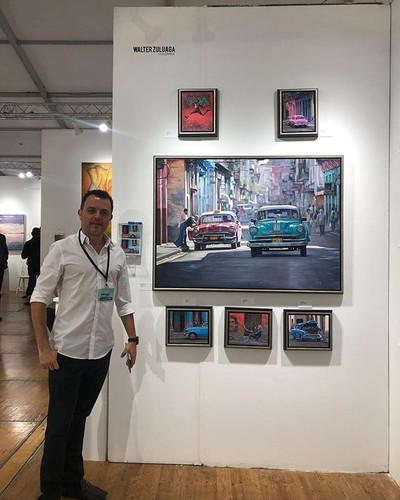 Spectrum Miami 2018 installation