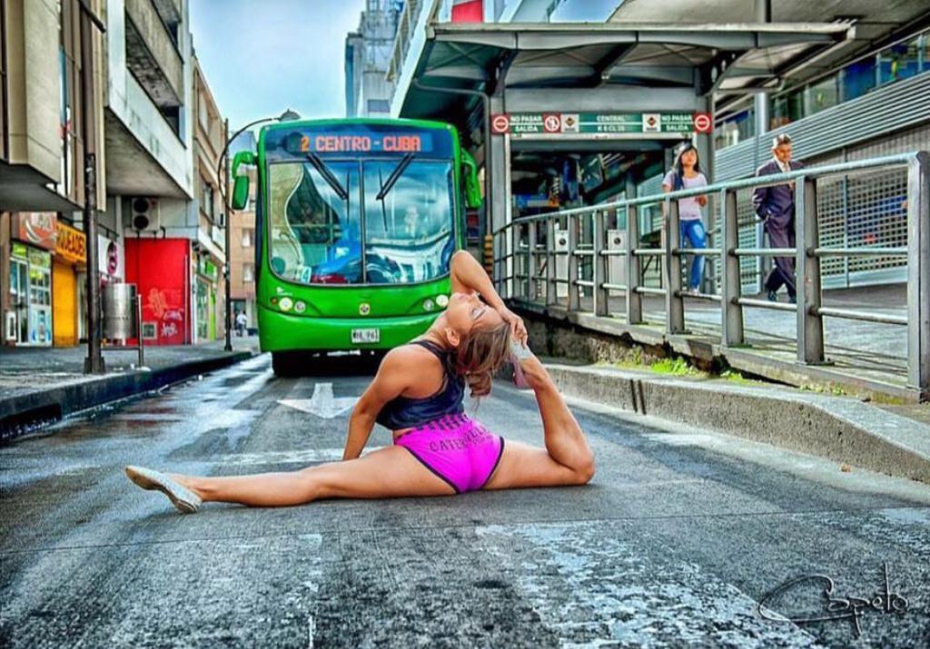 Green Bus 1