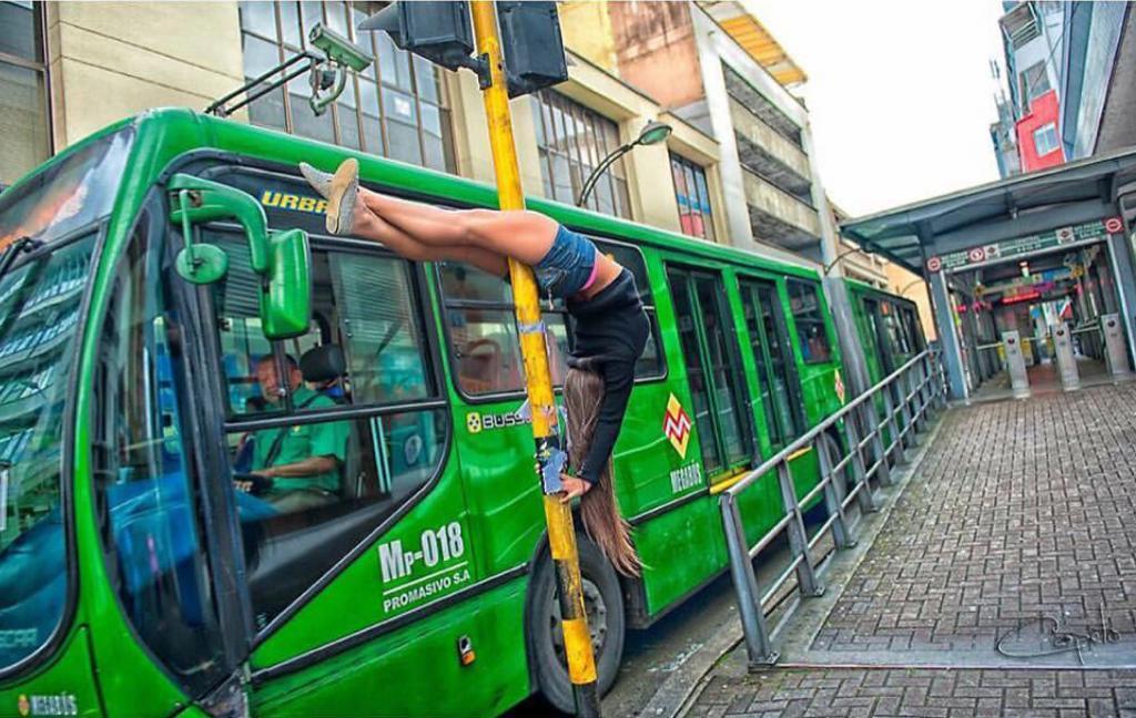 Green Bus 2