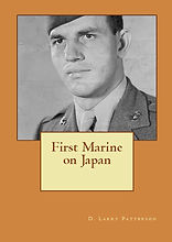 First Marine On Japan
