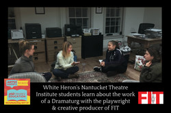 FIT - Dramaturg Workshop