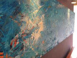 Unnamed Painting (Blue)