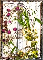 Dali In Flowers