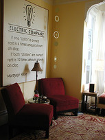 Electric Company Installed