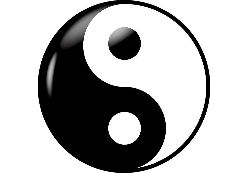 Yin und Yang und Feng Shui