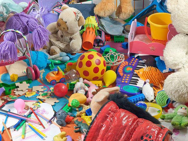 Kinderzimmer nach Feng Shui