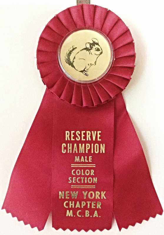 Reserve Color Champ Male