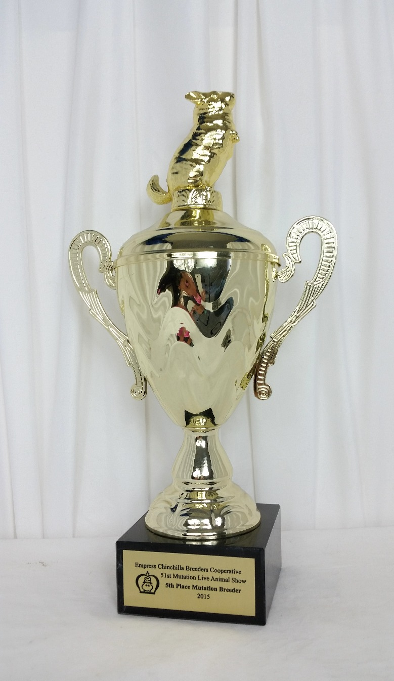 ECBC Breeder Award