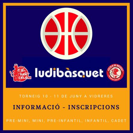 INFORMACIÓ LUDIBÀSQUET