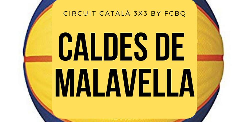 3x3 CALDES DE MALAVELLA