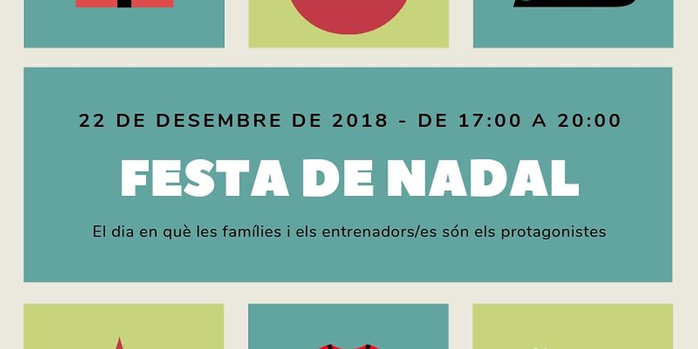 5x5 FESTA DE NADAL