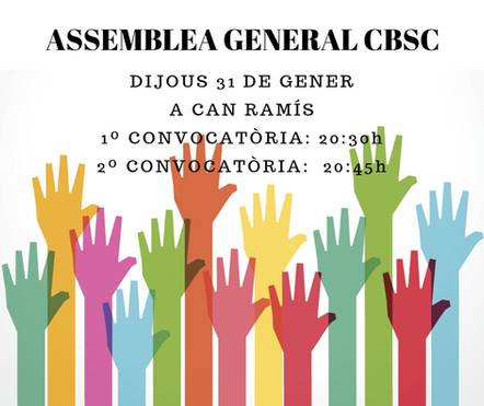 ASSEMBLEA GENERAL CBSC