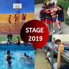 STAGE DE PRETEMPORADA 2019