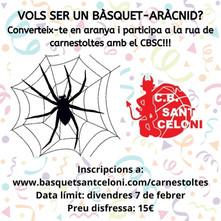 CARNESTOLTES AMB EL CBSC!