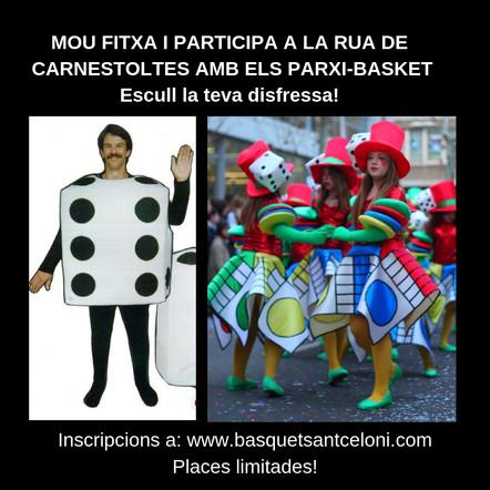 RUA DE CARNESTOLTES