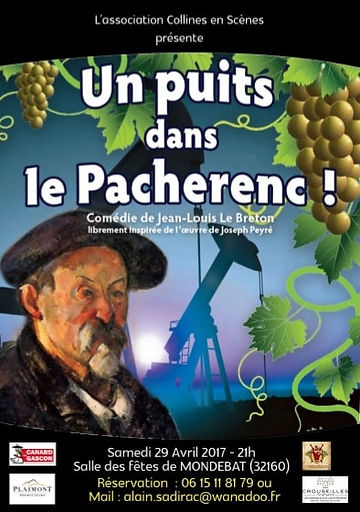 Un puits dansle Pacherenc !