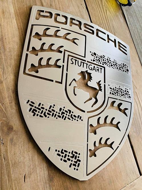 Porsche Logo 12''