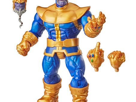 FAN FIRST FRIDAY:  Thanos is coming... again!