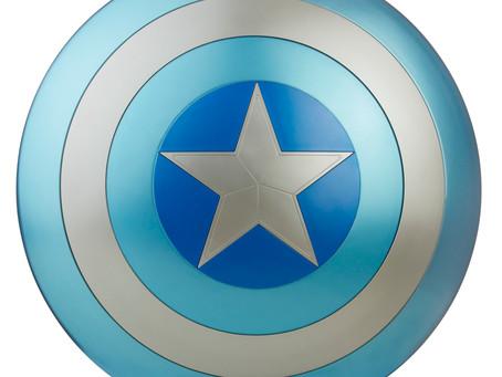 Hasbro:  CAPTAIN AMERICA: WINTER SOLDIER Stealth Shield!