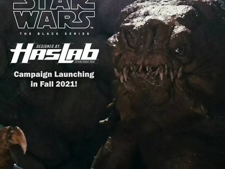 HasLab:  First Star Was Black campaign announced for Fall!