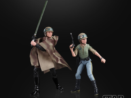 Hasbro STAR WARS figure exclusives available for pre-order from Hasbro Pulse!