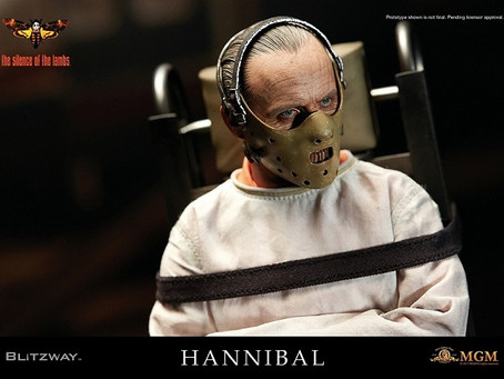 Bluefin to serve up 1/6 Hannibal Lecter figures from BLITZWAY!