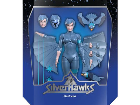 Super 7: Bringing the SilverHawk to the ULTIMATES! line!