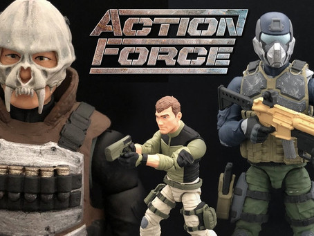 Randy Looks at the ACTION FORCE Kickstarter!