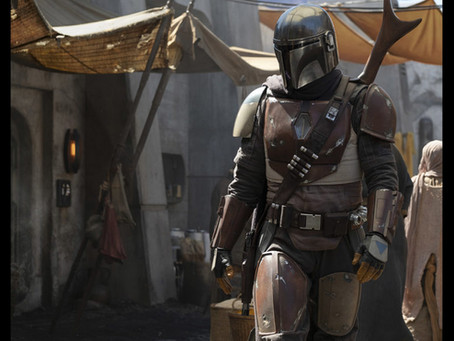 """THE MANDALORIAN""-STAR WARS TV Show First Image!"