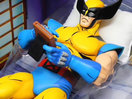 Mondo:  Wolvie gets 12in for the first time with Mondo!