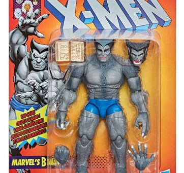 Marvel Legends Grey Beast - Now available for preorder!