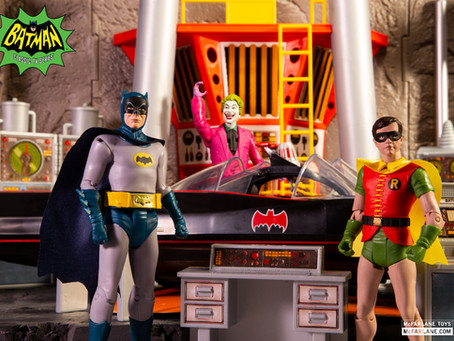 McFarlane Toys:  Holy Action Figures, Batman!