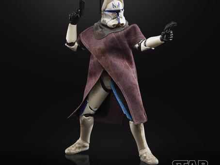 "Star Wars Black:  More ""Bad Batch"" figure exclusives!"