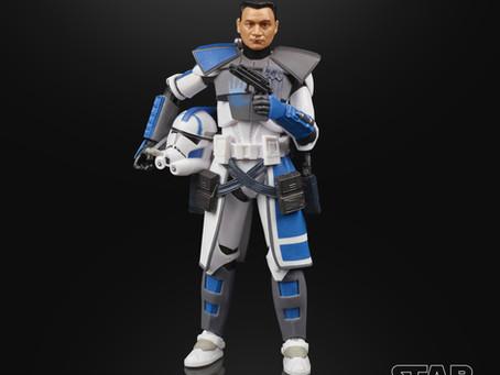 Star Wars Black:  Target Exclusive Clone Wars figures revealed!