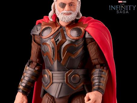 Marvel Legends:  All Hail Odin-King of Asgard!