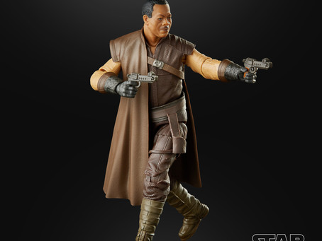 "MANDO MONDAY:  More Star Wars Black series revealed for ""The Mandalorian""!"