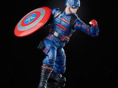 Marvel Legends:  WalMart Exclusive John Walker-Captain America Figure to be released!