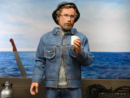 NECA:  Matt Hooper coming to Amity Island and stores!