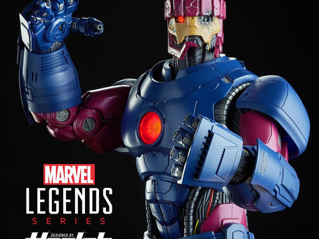 HasLabs Marvel Legends Sentinel figure Tier 2 revealed at 8K backers!