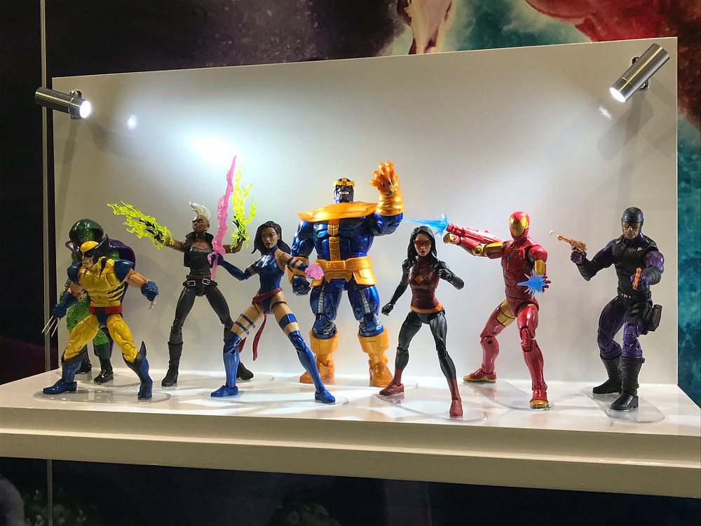 HASCON Marvel Legends reveal!