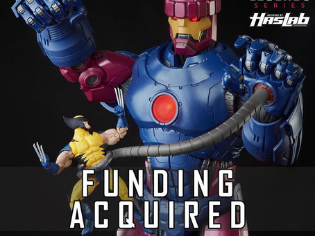 HasLab Marvel Legends Sentinel - Fully Funded!