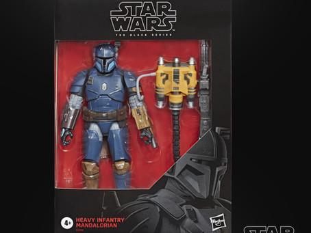 Hasbro's new Exclusive STAR WARS Black figure details!