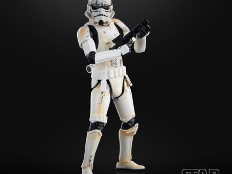 MANDO MONDAY:  Star Wars Black Remnant Stormtrooper Figure up for exclusive pre-order!