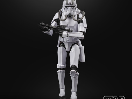 Star Wars Black:  Exclusive Gaming Greats Imperial Rocket Trooper Exclusive!