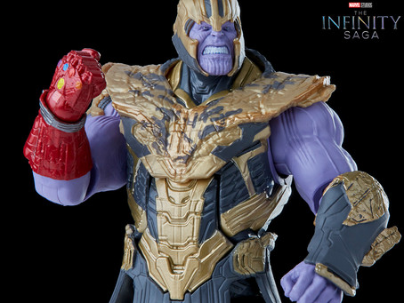 "Marvel Legends:  Well, this figure set WAS... ""inevitable."""