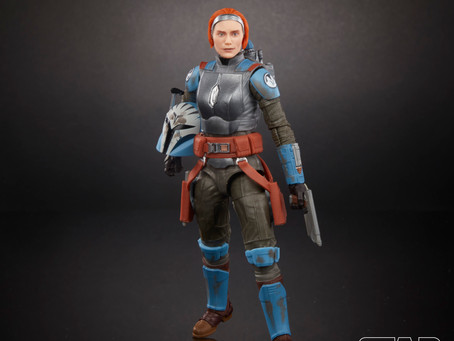 Star Wars Black:  Bo-Katan is coming in 2021!