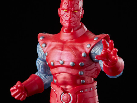 Marvel Legends:  Fantastic Four goes Retro!
