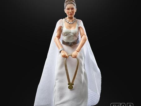 Hasbro:  Princess Leia giving out medals soon at US/UK HasbroPulse !