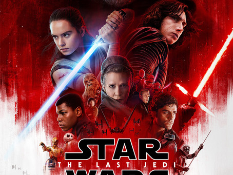 STAR WARS-THE LAST JEDI Final Poster and Trailer!