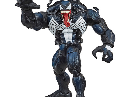 Marvel Legends Venom boxed figure coming soon!